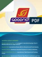Goodrich Broucher