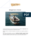 Noleggio barca a Venezia