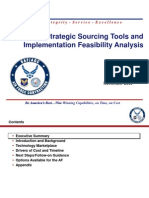 Strategic Sourcing Tools Analysis Final Report_FINAL_111209 AF Version
