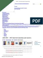 ADO.NET2 -