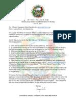 140723 Ali'i Mana'o Nui Letter to OHA Puwalu