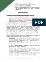 Direito Constitucional - Aula 04