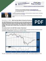 Multi-Year Bear Market Testing Key Resistance