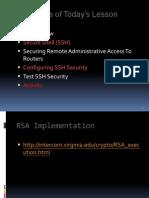 RSA-SSH