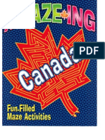 A Maze Ing Canada