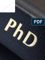 PhD Notification