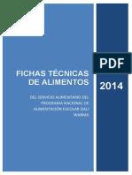 Ficha Tecnica - Compras II