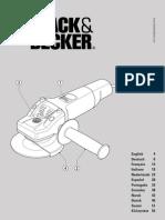 Black&Decker CD105 En