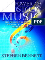 The Power of Apostolic Music