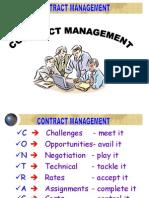 Contract Mngmnt