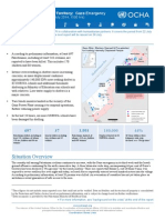 Hostilities in Gaza, UN Situation Report as of 23 July 2014