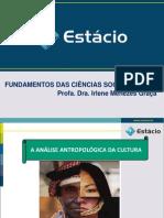 Aula_03 - Análise Antropológica Da Cultura