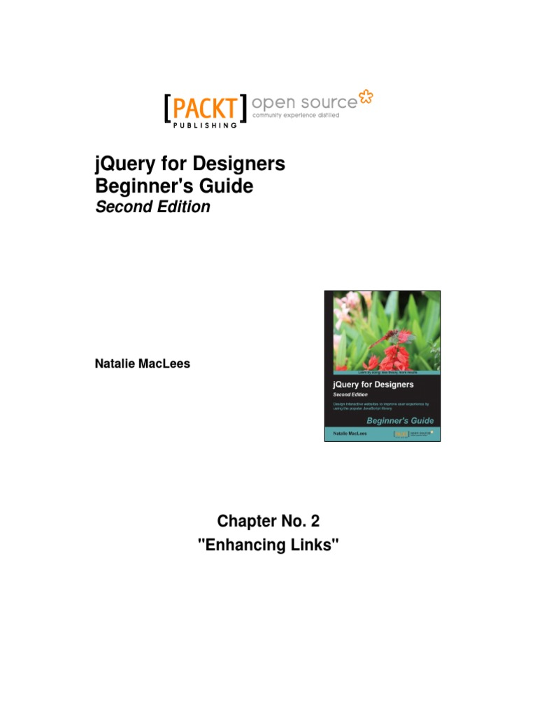 9781783284535_jQuery_for_Designers_Beginner's_Guide_Second
