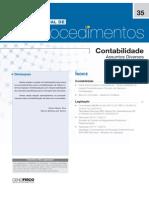 Contabilidade - Assuntos Diversos e Legislação