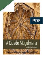 A Cidade Muçulmana - por João Aníbal Henriques