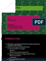 Perikarditis - Raden Selma (PP)