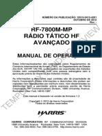 Manual de Operação e Programação FALCON II