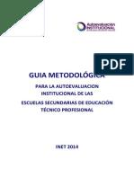 Guia Metodologica 2014