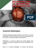 Anatomia Radiológica Punho e Mão