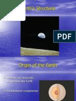 Earths Internal Structures