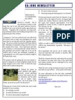 June APECA Newsletter 2014