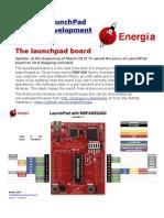 Instalar Energia MSP430