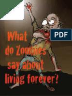 Zombie Gospel Tract