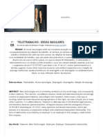 TELETRABALHO_ IDEIAS BASILARES