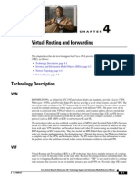 Virtual Routing and Forwarding
