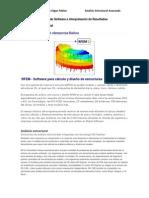 Software Calculo de Analisis Estructural