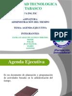 Agenda Ejecutiva