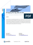 Bridging the big data divide
