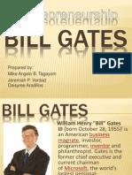 Bill Gates Power Point