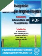 Flood and Floodplain Management of Bangladesh