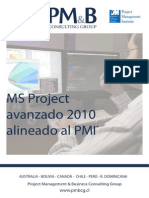 Brochure MS Project