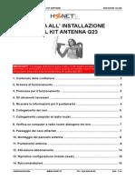 Guida Installazione Kit Antenna G23
