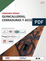 05 Compendio Quincalleria Cerraduras y Accesorios
