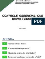 Controle Gerencial Que Bicho e Esse–Fabio Frezatti
