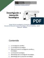 Sesiones 01 y 02 Definiciones Inv e Innov Tecnolog WRA