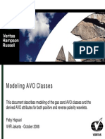 386 AVO Class Modeling