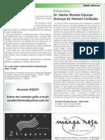 Academia MAHATMA - Santos - Jornal Saude Informa 2 pag