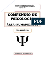 Compendio de Psicología (UNI)