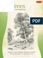 William Powell - DrawingTrees - Learn to Draw Step by Step