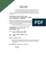 5 Primer InClass Solution
