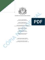 Manual Tecnico Sistema Desenvolvimento Organizacional