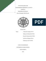Diagram alir penelitian dengan Sistem Informasi Geografis