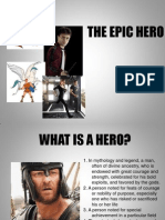 epic hero defined