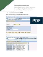Manual de Configuración Liquidity Planner