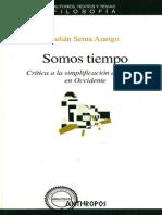 new product 1cba2 1e53c Somos Tiempo - Julian Serna Arango