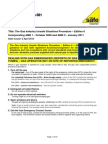 2 April 2012 - TB 001 - Gas Industry Unsafe Situations Procedure Edition 6 Inc. Amd 1 and 2